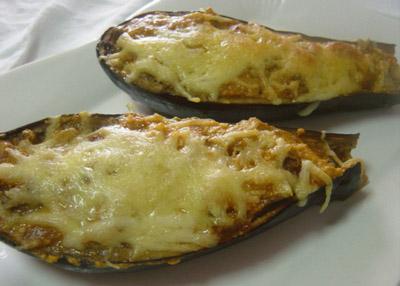Berenjena a la Parmesana Receta Dominicana Berenjenas a la Parmesana