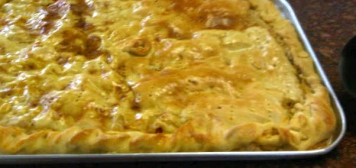 Empanada Gallega De Atun